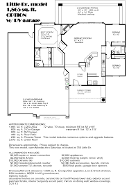 little dr 1 865 sq ft option w rv garage u2013 dbu homes