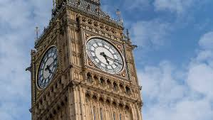 cockneys to be late for everything as big ben falls silent