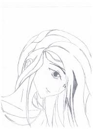 anime sketch 2 by the emo on deviantart