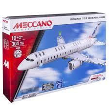 meccano erector boeing 787 dreamliner walmart com