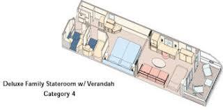 Disney Fantasy Floor Plan Disney Cruise Line Cabins Stateroom Descriptions