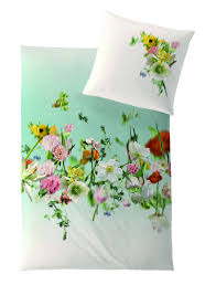 trend bed linen flying flowers bedding tencel fabric