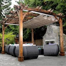 awesome striking pergola for beautiful garden idea and best 20