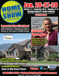 Landscaping Advertising Ideas with Colorado Springs Home U0026 Landscaping Show Rj Promotions Rj