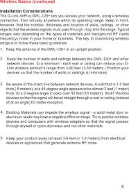 2 meters feet dwl 120plus enhanced 2 4 ghz wireless usb adapter user manual dwl