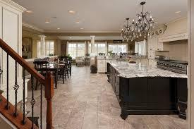 spectacular kitchen family room renovation in leesburg virginia
