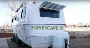 casey friday u0027s escape 19 travel trailer