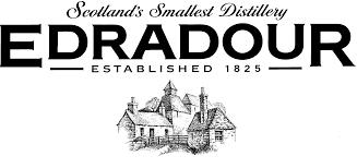 Breton Flag Edradour Whisky Karamell Fudge Geschenk Dose 300 Gramm Schottland