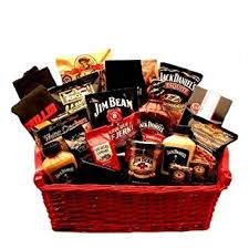 gift baskets for men and jim beam gourmet gift basket great