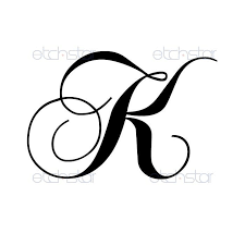lovely of fancy letter k designs letters format