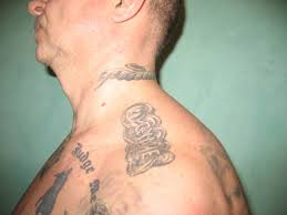 the hidden meaning of russian prison tattoos the i newspaper