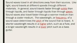 What Travels Faster Light Or Sound 8 Investigating Light And Sound Ppt Download