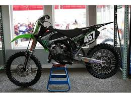 2005 kawasaki kx125 moto zombdrive com
