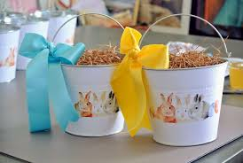 easter pails easter buckets for my annual egg hunt the martha stewart