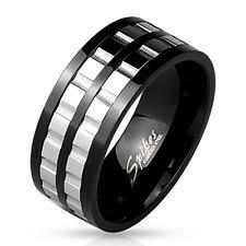 gear wedding ring mens gear ring ebay