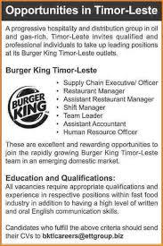 download burger king resume haadyaooverbayresort com