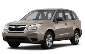 subaru suv 2014 2014 subaru forester trim levels and options twin city subaru