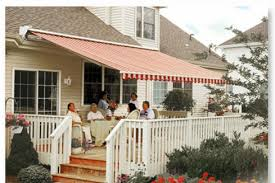 Deck Awning Tetrault And Sons Awnings Awnings Retractable Deck And Patio