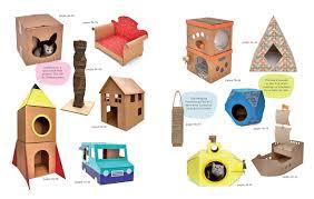 cat castles 20 cardboard habitats you can build yourself carin