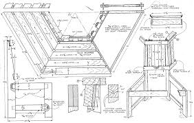 Design Within Reach Bench Build Plans Tree Bench Plans Wooden Adirondack Chair Design Within
