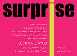 surprise 30th birthday invitations reduxsquad com