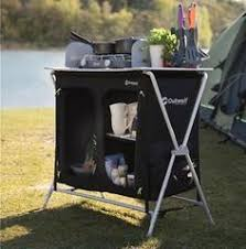 Aztec Leisure Camping - Outwell sudbury kitchen table