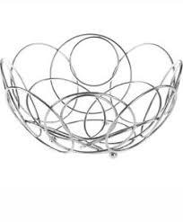 metal fruit basket chrome metal fruit basket holder kitchen dinning table decoration