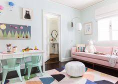 a playroom with target pillowfort u0026 emily henderson playroom