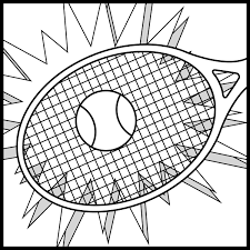 training coloring pages training tennis free printable coloring
