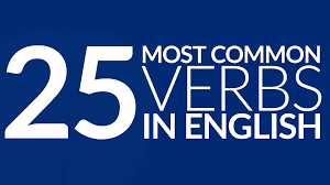 the 25 most common verbs in english youtube