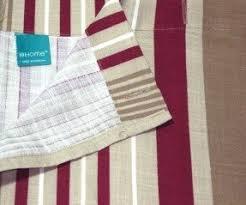 Burgandy Shower Curtain Khaki Shower Curtain Foter