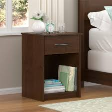 bedroom charming cream malm nightstands ikea with 3 drawers and