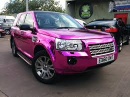 land rover pink wrap monkey graphics on twitter