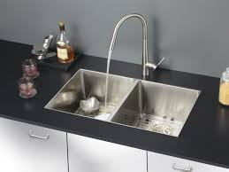 Ruvati RVH Undermount  Gauge Kitchen Sink Double Bowl - Kitchen basin sinks