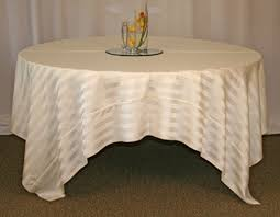 square tablecloth on round table linen sizing tips learn how to calculate linen sizes for your needs