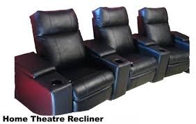 Reclining Chair Theaters Theater Recliner Chairs