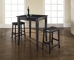 Small Bar Table Kitchen Table Oval Bar Sets 2 Seats Chrome Industrial Chairs