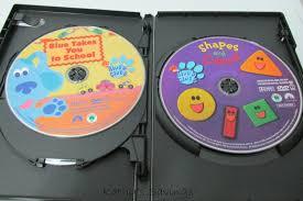 blue u0027s clues clued pack dvd u0027s