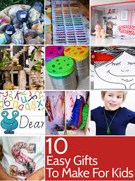 arrgghh christmas ten easy gifts to make for kids picklebums