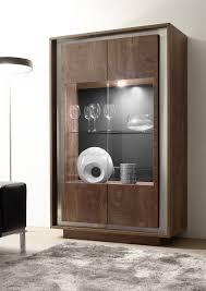 Display Cabinet Canberra Black Display Cabinet Modern Cabinets Sena Home Furniture