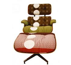vintage eames lounge chair and ottoman vintage eames lounge chairs and ottomans get maharam makeovers for