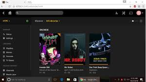 home theater server kodi or plex which media server is best windows central