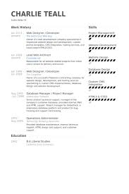 Unix Developer Resume My Resume Clean Cv Resume Acknowledge Receipt Of Resume Thesis