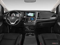 2011 Toyota Sienna Interior Toyota Sienna Reviews Prices And Pictures U S News U0026 World Report
