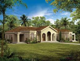 mediterranean homes plans mediterranean modern house plans at eplans mediterranean