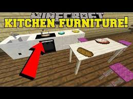 minecraft pe kitchen designs furniture ideas minecraft pe 0 10