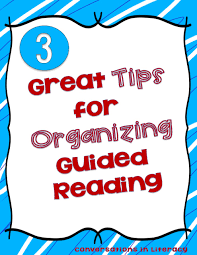 Guided Reading How To Organize Spark Of Inspiration 3 Great Tips For Organizing Guided Reading