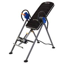 inversion table 500 lbs capacity paradigm health wellness ironman i control 500 disk brake