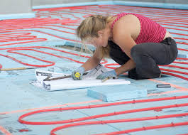 floors you can install radiant heating systems