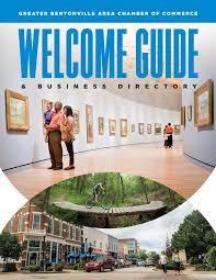2017 greater bentonville area chamber of commerce welcome guide